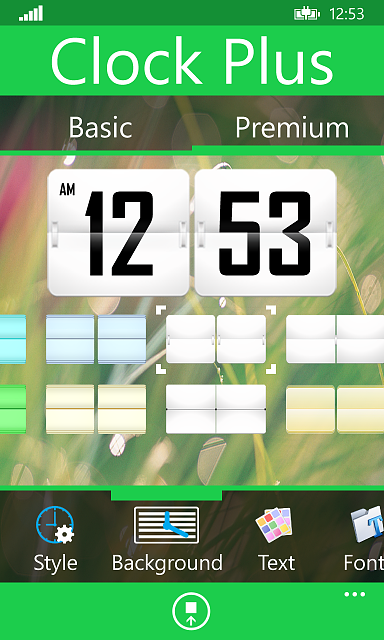 Customize Your Home Screen With The All New Clock Plus App