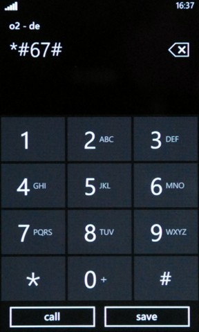 how do i get the real keyboard activated during a call? - windows