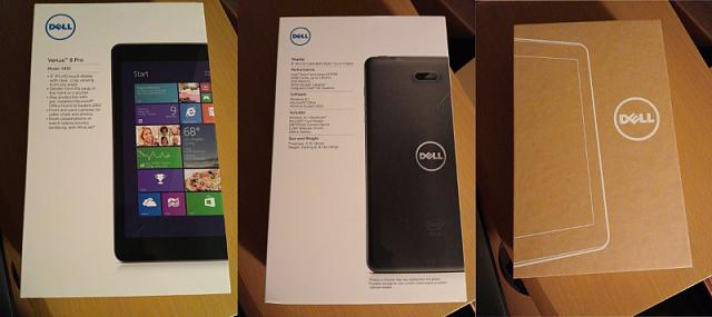 Dell Venue 8 Pro Initial Review - Windows Central Forums