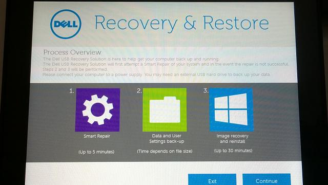 Recover data from raw partition
