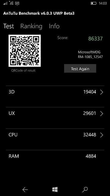 Post Your Antutu Benchmark Scores Windows Central Forums