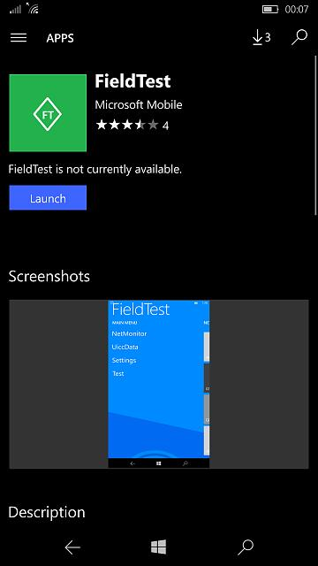 Field Test App and LTE Band Locking - Windows Central Forums