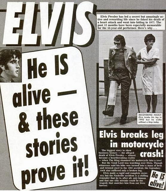 Elvis Presley's Death -- What Really Killed the King?