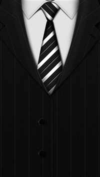 Abstract Black Suit Tie Background Iphone 6 Wallpaper