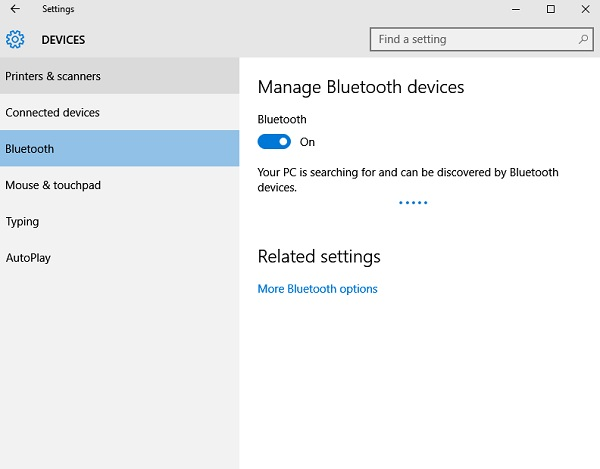 Bluetooth missing in Windows 10! - Windows Central Forums