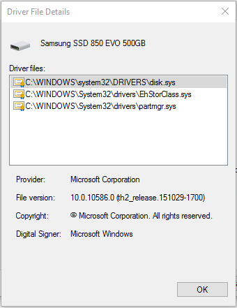 Device Manager Not Correct Showing Old Disconnected Hard Drive