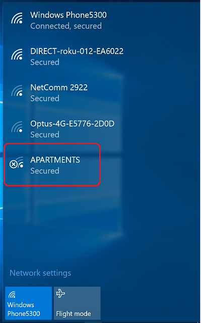 What Does This Wifi Symbol Mean Windows Central Forums