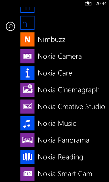 Nokia Camera Is Now Available in The Store's Windows Phone