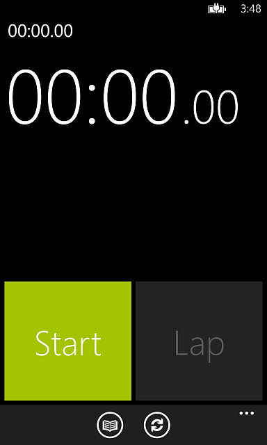 windows phone timer